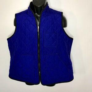 Lauren Ralph Lauren Vest Quilted Womens 2X